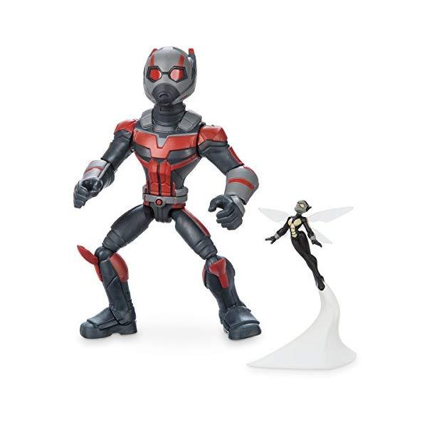 アントマン マーベル フィギュア 人形 ToyBox Ant-Man Action Figure Disney Marvel Toy Box Figurine Superhero