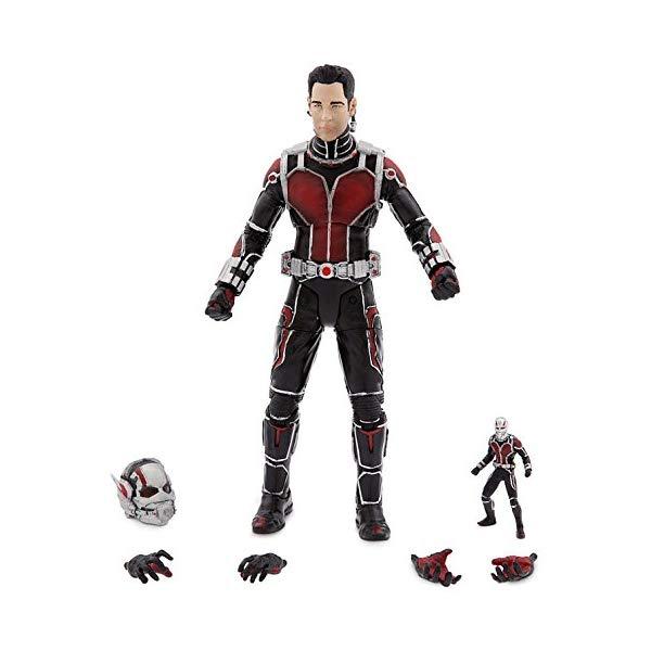 アントマン マーベル フィギュア 人形 Marvel Select Unmasked Ant-Man
