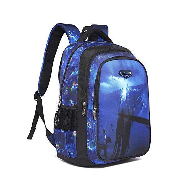 マイティ・ソー マーベル リュック バックパック バッグ YOURNELO Boy's Leisure Marvel DC Comics Travel Rucksack Backpack Bookbag (Thor)