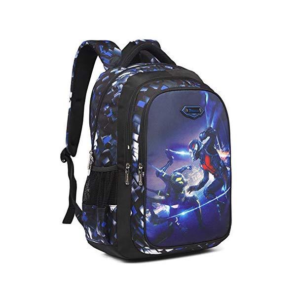 アントマン マーベル リュック バックパック バッグ YOURNELO Boy's Leisure Marvel DC Comics Travel Rucksack Backpack Bookbag (Ant-Man)