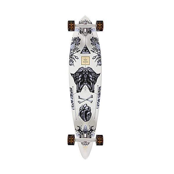 Arbor アーバー スケートボード スケボー フィッシュ ロングスケートボード ロングボード 海外モデル アメリカ直輸入 海外正規品 Arbor Skateboard - Fish Longboard (All Graphics) Bamboo
