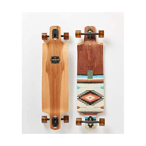 Arbor アーバー スケートボード スケボー 海外モデル アメリカ直輸入 海外正規品 Arbor Skateboard - Dropcruiser Flagship 2018