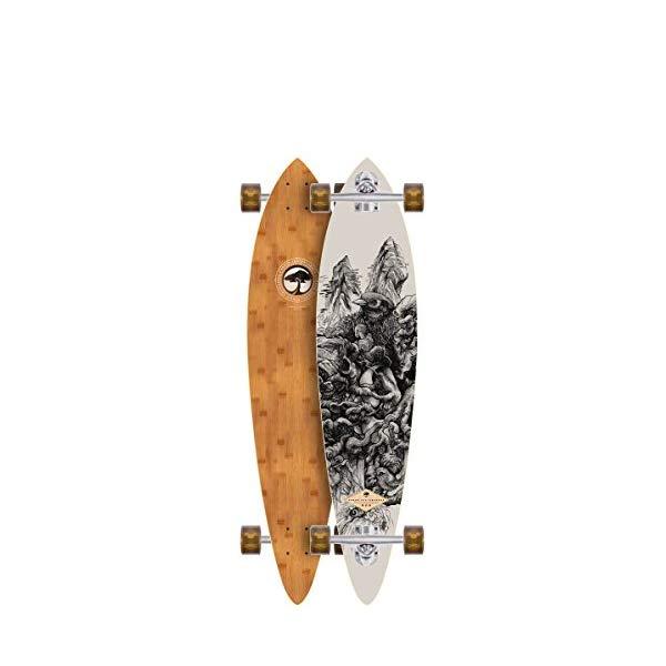 Arbor アーバー スケートボード スケボー フィッシュ バンブー 竹 海外モデル アメリカ直輸入 海外正規品 Arbor Bamboo Fish Complete