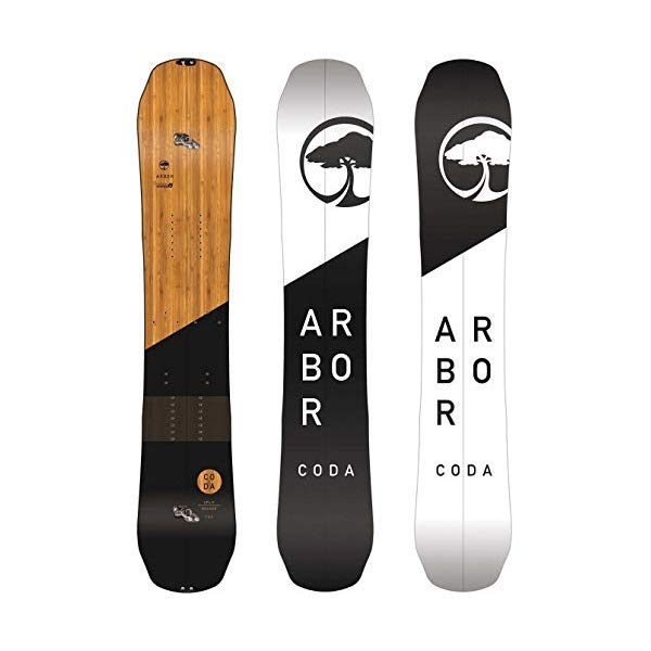 Arbor アーバー スノーボード スノボ サイズ:161 海外モデル アメリカ直輸入 海外正規品 Arbor Coda Splitboard Snowboard (161)