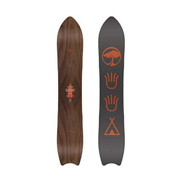 Arbor アーバー スノーボード スノボ 161cm 男性用 メンズ 海外モデル アメリカ直輸入 海外正規品 Arbor Clovis Snowboard Men's 2019 161cm