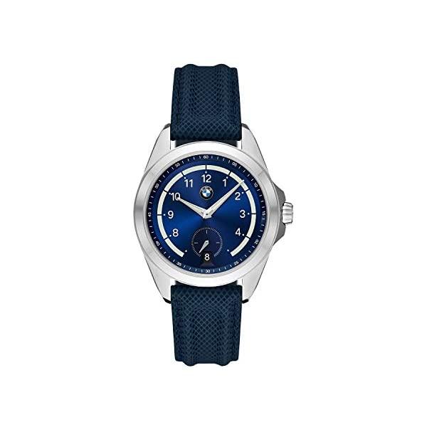 最も優遇の BMW 腕時計 ウォッチ メンズ 男性用 Mスポーツ モータースポーツ コレクション 納車祝い 車好き ビーマー グッズ プレゼント BMW Men's Three-Hand Stainless Steel Quartz Watch, センチュリーダイレクト 7beb999c