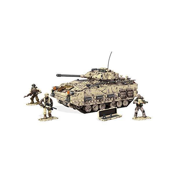 コールオブデューティ メガブロック ブロック おもちゃ フィギュア Mega Bloks Call of Duty Desert Tank Collector Construction Set