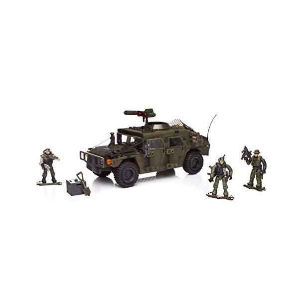 コールオブデューティ メガブロック メガコンストラックス ブロック おもちゃ フィギュア Mega Construx Call of Duty Armored Vehicle Charge Building Set