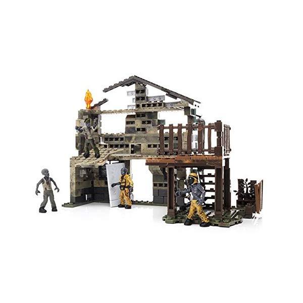 コールオブデューティ メガブロック ブロック おもちゃ フィギュア Mega Bloks Collector Series Call of Duty Zombies Nuketown