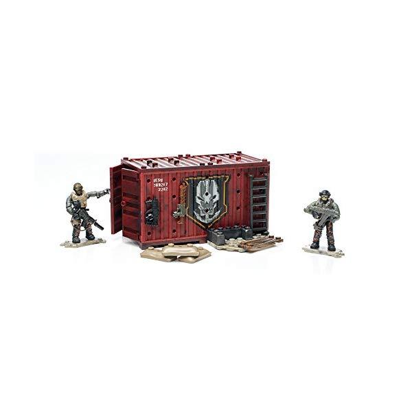 コールオブデューティ メガブロック メガコンストラックス ブロック おもちゃ フィギュア Mega Construx Call of Duty Mercenary Outpost Armory