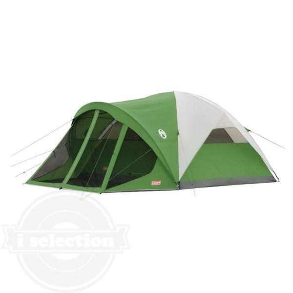 【人気商品】 【Coleman 6人用 コールマン Tent Evanston 6 Screened Tent【Coleman 6人用 テント】, ユガワラマチ:1af4dd1e --- totem-info.com