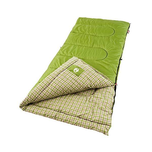 コールマン 寝袋 スリーピングバッグ シュラフ Coleman Green Valley 30 Degree Sleeping Bag