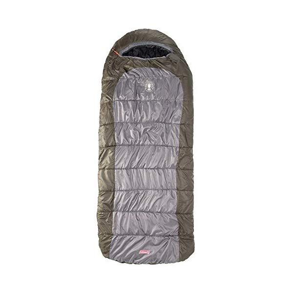 コールマン 寝袋 スリーピングバッグ シュラフ Coleman Big Basin 15 Big and Tall Adult Sleeping Bag
