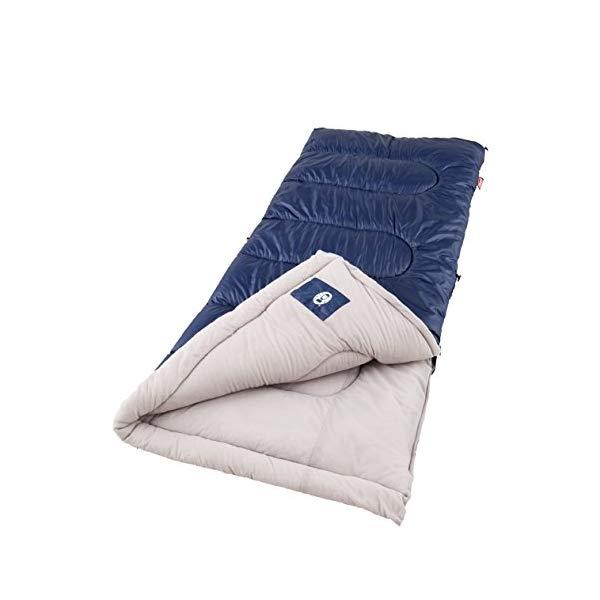コールマン 寝袋 スリーピングバッグ シュラフ Coleman Brazos 20 Degree Sleeping Bag