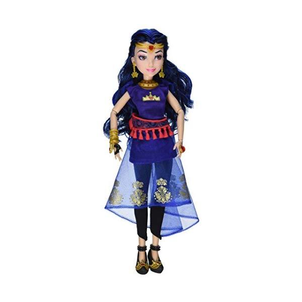 ディズニー ディセンダント イヴィ ドール 人形 フィギュア 着せ替え おもちゃ グッズ Disney Descendants Villain Genie Chic Evie Doll