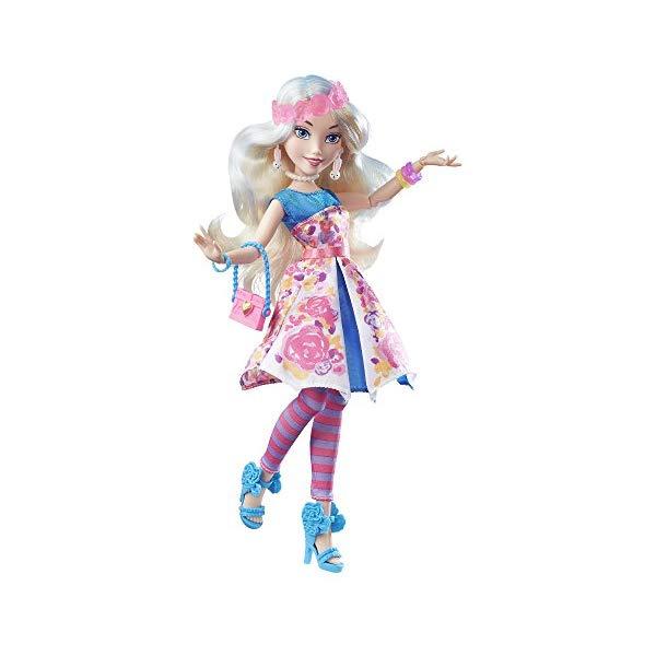 ディズニー ディセンダント アリー ドール 人形 フィギュア 着せ替え おもちゃ グッズ Disney Descendants Neon Lights Ally of Auradon Prep