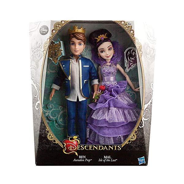 ディズニー ディセンダント マル・バーサ ベン ドール 人形 フィギュア 着せ替え おもちゃ グッズ  ディズニー ディセンダント マル・バーサ ベン ドール 人形 フィギュア 着せ替え おもちゃ グッズ Disney Descendants Ben  Mal Exclusive 11