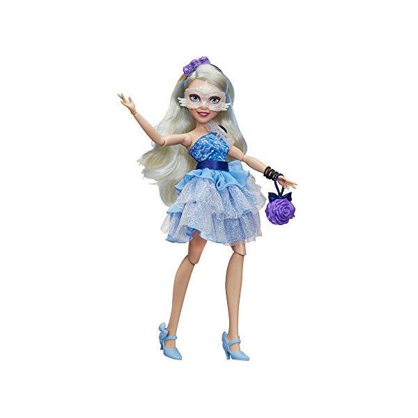 ディズニー ディセンダント イヴィ アリー ドール 人形 フィギュア 着せ替え おもちゃ グッズ Disney Descendants Jewel-bilee Evie Ally Auradon Prep
