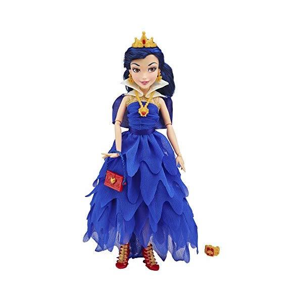 ディズニー ディセンダント イヴィ ドール 人形 フィギュア 着せ替え おもちゃ グッズ Disney Descendants Coronation Evie Isle of the Lost Doll