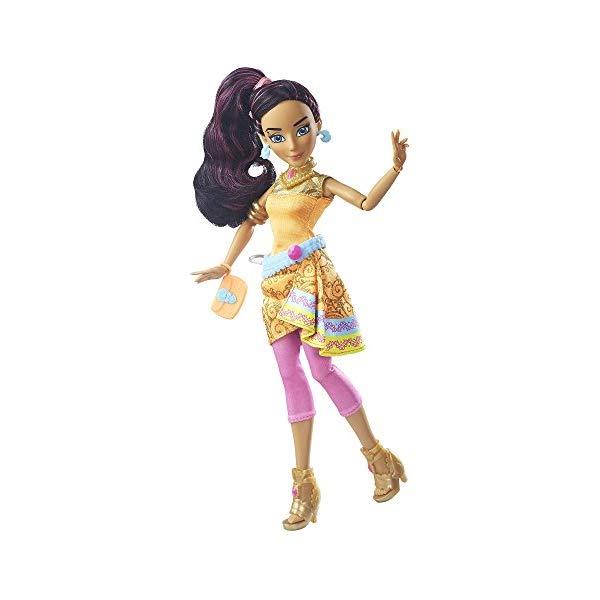 ディズニー ディセンダント ジョーダン ドール 人形 フィギュア 着せ替え おもちゃ グッズ Disney Descendants Neon Lights Jordan of Auradon Prep