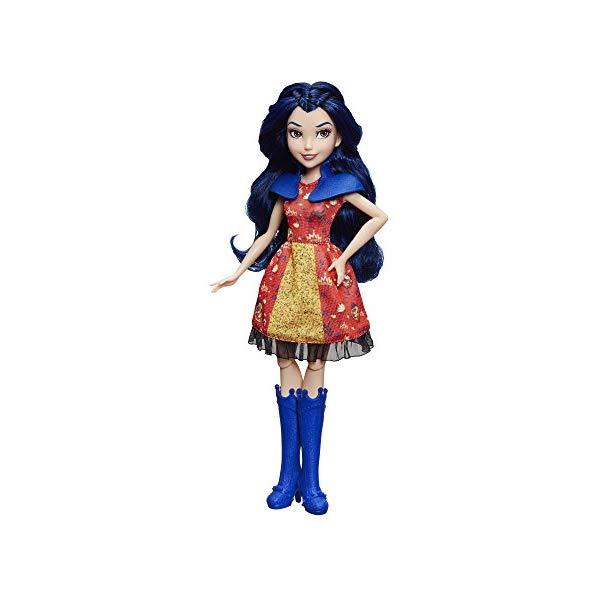 ディズニー ディセンダント イヴィ ドール 人形 フィギュア 着せ替え おもちゃ グッズ Disney Descendants Fashion Evie of Isle of the Lost