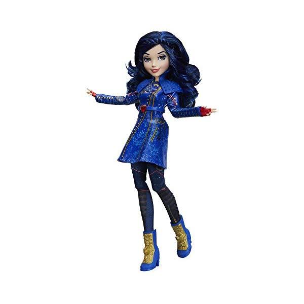 ディズニー ディセンダント イヴィ ドール 人形 フィギュア 着せ替え おもちゃ グッズ Disney Descendants 2 Evie Isle of the Lost Doll - Poseable Figure Dressed to Impress