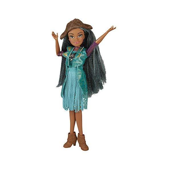 ディズニー ディセンダント ウーマ ドール 人形 フィギュア 着せ替え おもちゃ グッズ Disney Descendants Singing Uma