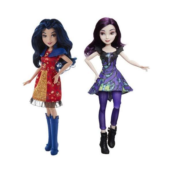 ディズニー ディセンダント ドール 人形 フィギュア 着せ替え おもちゃ グッズ Dolls Disney Descendants Isle of The Lost Basic Set