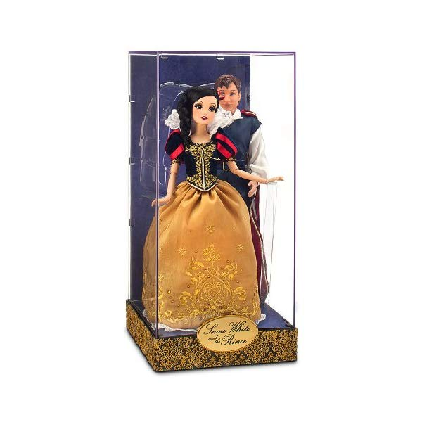 ディズニー 白雪姫 デザイナー コレクション Disney Exclusive 11.5 Inch Fairytale Designer Collection Doll Set Snow White & The Prince