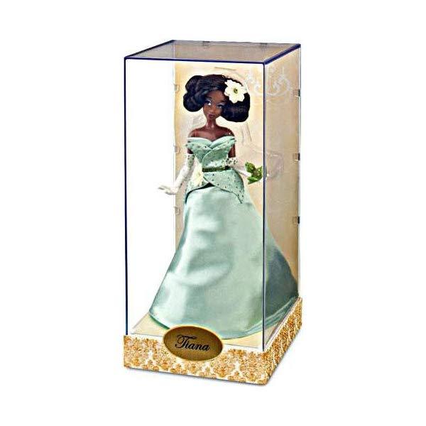 ディズニー プリンセスと魔法のキス ティアナ デザイナー コレクション Disney Princess Exclusive 11 1/2 Inch Designer Collection Doll Tiana