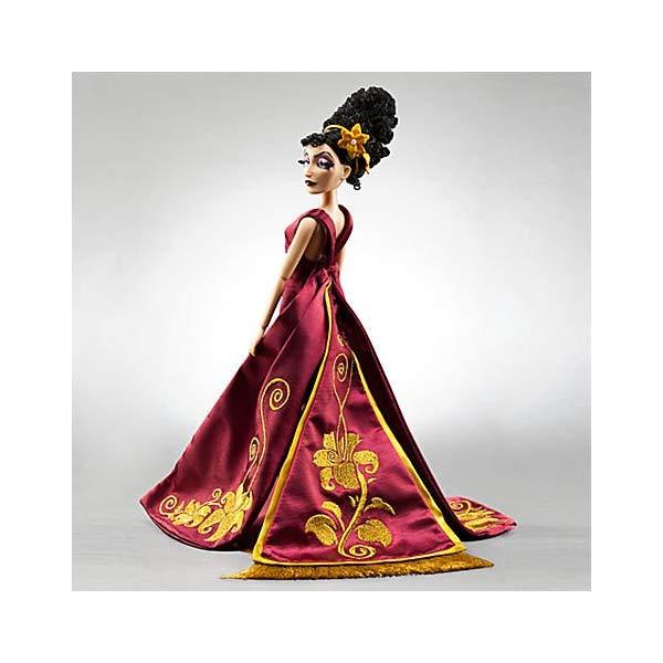 ディズニー ラプンツェル マザー ゴーテル デザイナー コレクション Mother Gothel Disney Villains Designer Collection Doll