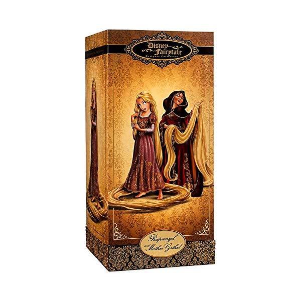 ディズニー ラプンツェル マザー ゴーテル デザイナー コレクション Disney - Rapunzel and Mother Gothel Doll Set - Disney Fairytale Designer Collection