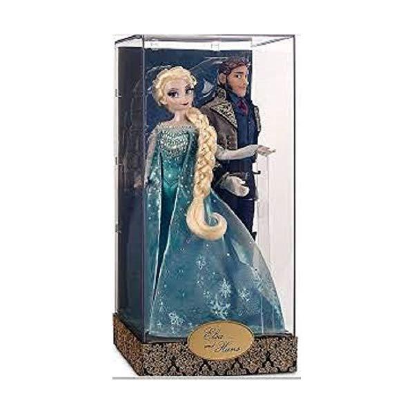 ディズニー アナと雪の女王 エルサ デザイナー コレクション Disney Elsa and Hans Doll Set Disney Fairytale Designer Collection Limited Edition by Disney Interactive Studios
