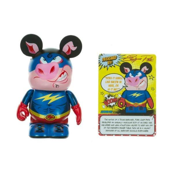 ディズニー Zooper Pig - Disney Vinylmation ~3
