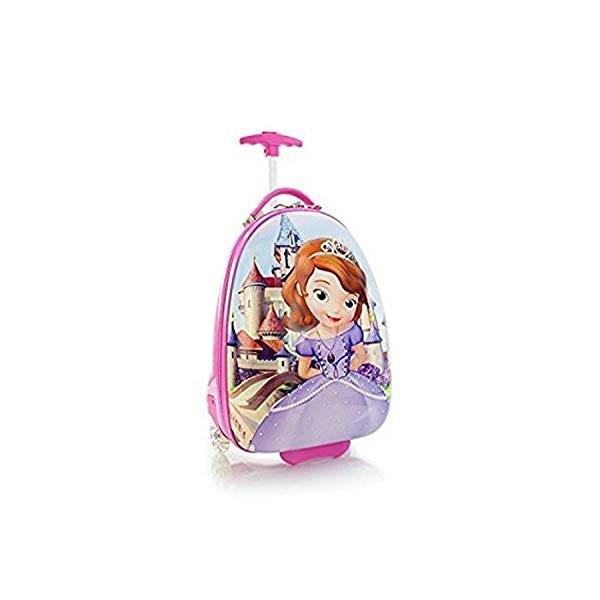 ディズニー 小さなプリンセス ソフィア キャリーバッグ 旅行かばん Disney Sofia Kids Hard Luggage