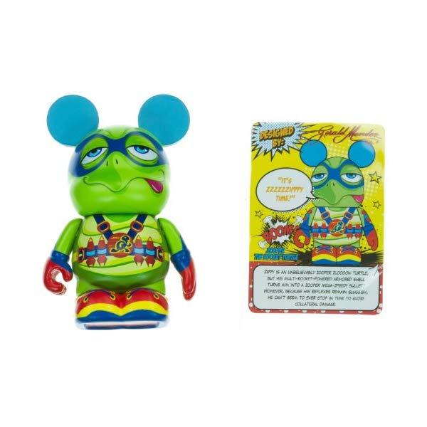 ディズニー Disney Zooper The Rocket Turtle Vinylmation ~3