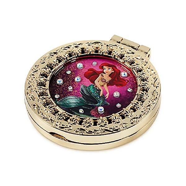ディズニー アリエル デザイナー コレクション コンパクトミラー Ariel Compact Mirror From the Disney Fairytale Designer Collection