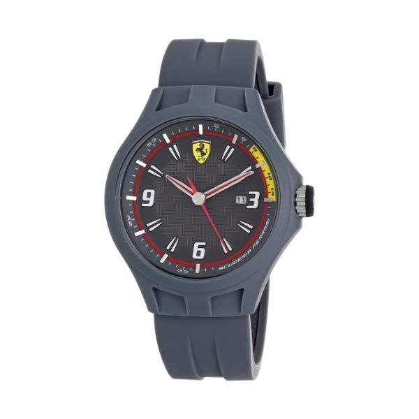 フェラーリ 腕時計 Ferrari 830068 ウォッチ メンズ 男性用 Ferrari Men's 830068 Analog Display Japanese Quartz Grey Watch