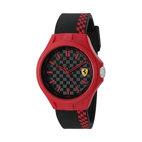 フェラーリ 腕時計 Ferrari 830327 ウォッチ メンズ 男性用 Ferrari Men's Quartz Multi Color Casual Watch (Model: 0830327)