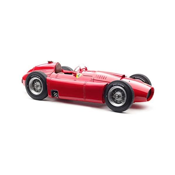 フェラーリ モデルカー ダイキャスト 模型 ミニカー グッズ 納車祝い プレゼント インテリア スーパーカー 1956 Ferrari Lancia D50 Short Nose Red 1/18 Diecast Model Car by CMC 180
