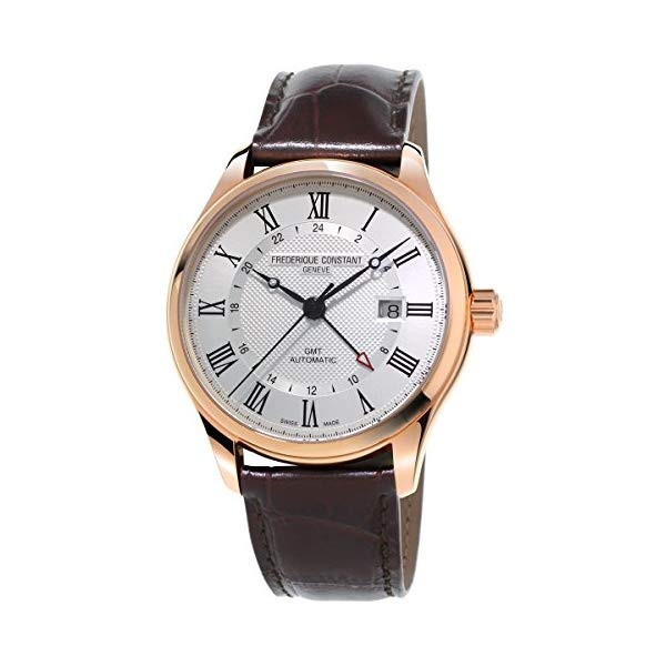 フレデリックコンスタント 腕時計 Frederique Constant FC-350MC5B4 ウォッチ メンズ 男性用 Frederique Constant Geneve CLASSICS AUTO GMT FC-350MC5B4 Automatic Mens Watch Swiss Made