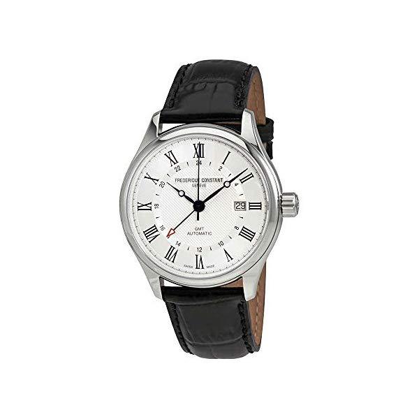フレデリックコンスタント 腕時計 Frederique Constant FC-350MC5B6 ウォッチ メンズ 男性用 Frederique Constant Geneve CLASSICS AUTO GMT FC-350MC5B6 Automatic Mens Watch Swiss Made
