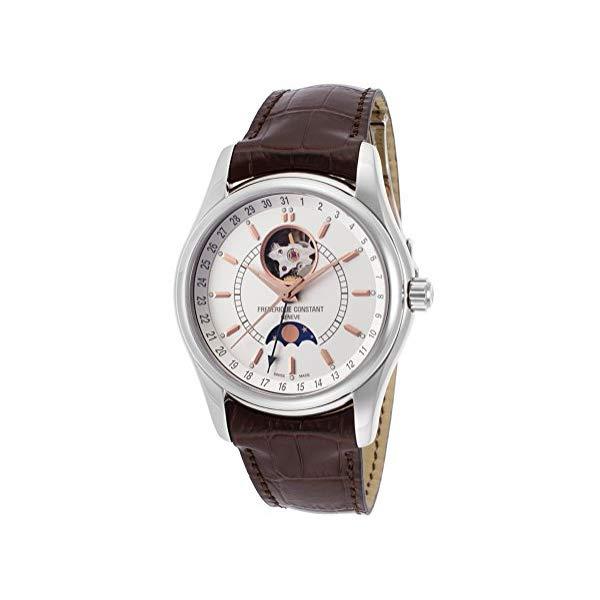 フレデリックコンスタント 腕時計 Frederique Constant FC-335V6B6 ウォッチ メンズ 男性用 Frederique Constant Index Moontimer Automatic Mens Watch 335V6B6