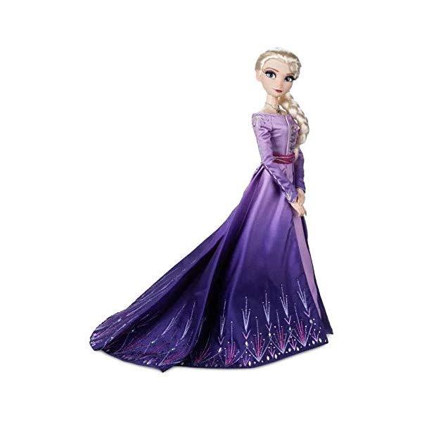 アナと雪の女王2 エルサ おもちゃ 人形 ドール フィギュア ディズニー  アナと雪の女王2 エルサ おもちゃ 人形 ドール フィギュア ディズニー Saks Fifth Avenue Disney Elsa Frozen Collector Doll Limited Edition 1000