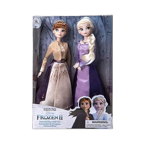 アナと雪の女王2 エルサ アナ おもちゃ 人形 ドール フィギュア ディズニー LE Anna and Elsa Doll Set Frozen 11 1/2'' Dolls