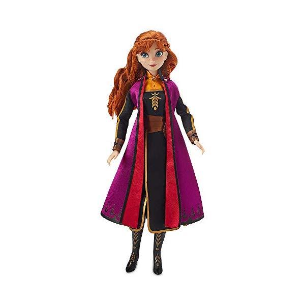 アナと雪の女王2 アナ おもちゃ 人形 ドール フィギュア ディズニー Disney Anna Singing Doll Frozen II 11''