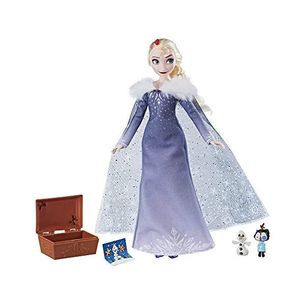 アナと雪の女王2 エルサ おもちゃ 人形 ドール フィギュア ディズニー Disney Frozen Elsa's Treasured Traditions