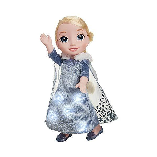 アナと雪の女王2 エルサ おもちゃ 人形 ドール フィギュア ディズニー Disney Frozen Singing Traditions Elsa Doll