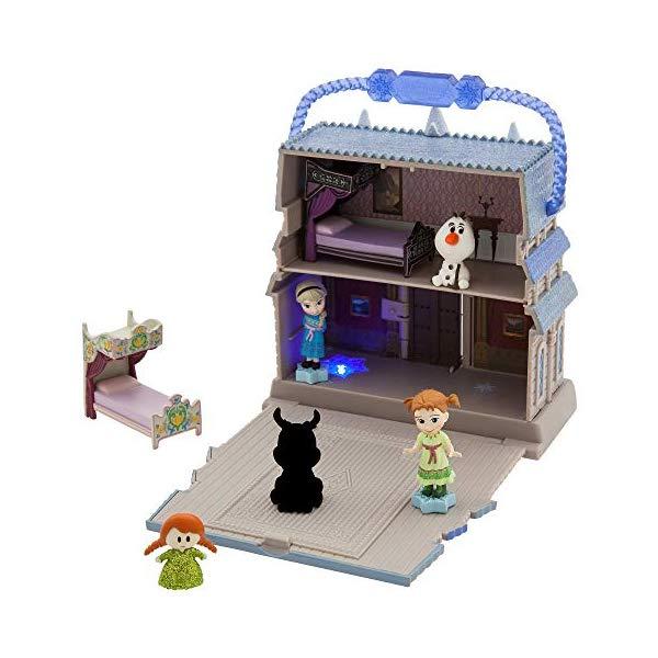 アナと雪の女王2 アレンデール城 プレイセット おもちゃ 人形 交換無料 ドール フィギュア ディズニー Disney Surprise Animators' Arendelle Feature Frozen Playset Castle Collection 日本メーカー新品