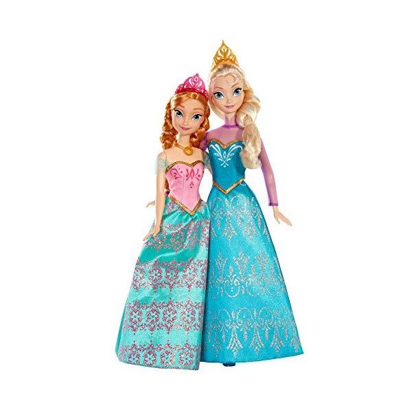 アナと雪の女王2 おもちゃ 人形 ドール フィギュア ディズニー  アナと雪の女王2 おもちゃ 人形 ドール フィギュア ディズニー Disney Frozen Royal Sisters Doll (2-Pack)